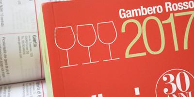 La Cantina Gentili sul Gambero Rosso 2017